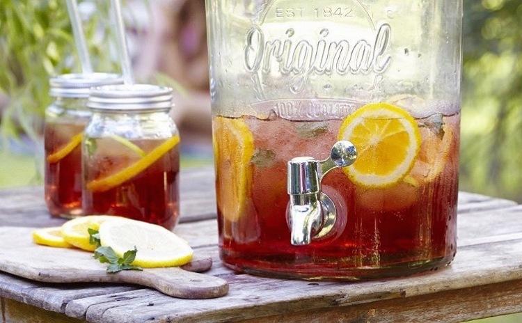 Pimm's Iced Tea Recipe
